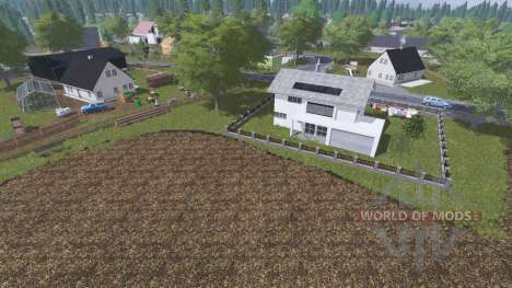 Tannenberg for Farming Simulator 2017