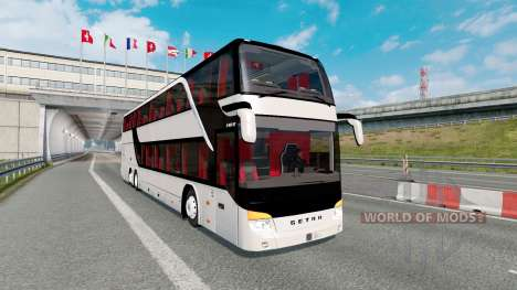 Setra S 431 DT for Euro Truck Simulator 2
