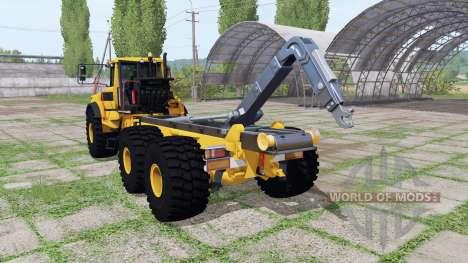 Volvo A40G FS for Farming Simulator 2017