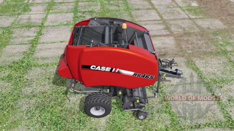 Case IH RB 465 for Farming Simulator 2017