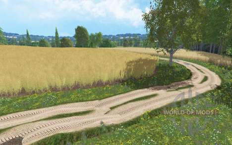 Bobry Wielkie for Farming Simulator 2015