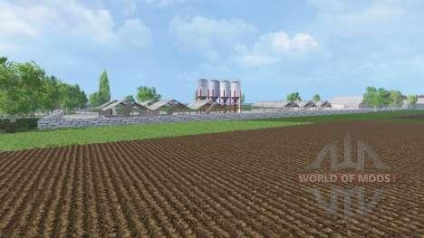 Unna District v2.8 for Farming Simulator 2015