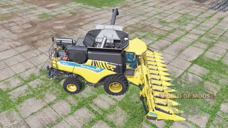 New Holland CR9.90 v1.0.1 for Farming Simulator 2017