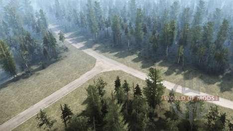 Near the village for Spintires MudRunner