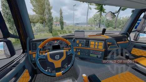 Volvo FH for Euro Truck Simulator 2