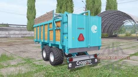 Crosetto SPL180 for Farming Simulator 2017