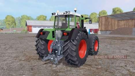 Fendt Favorit 824 for Farming Simulator 2015
