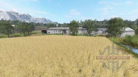 The Old Stream Farm for Farming Simulator 2017