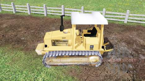 Caterpillar D4E 1978 for Farming Simulator 2015