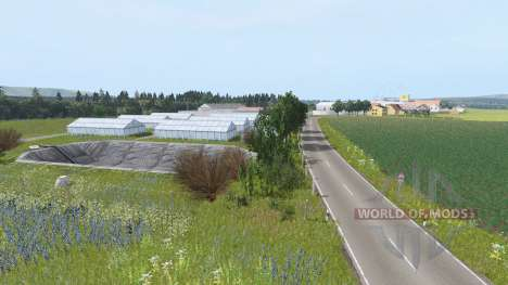 Sudthuringen for Farming Simulator 2017