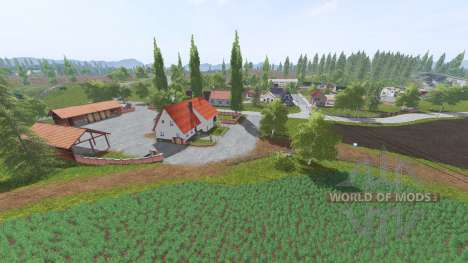 Irgendwo in Thuringen v2.0 for Farming Simulator 2017