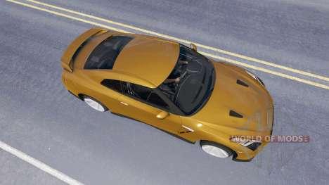 Nissan GT-R (R35) 2017 for American Truck Simulator