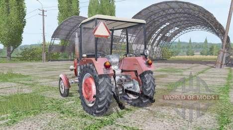 URSUS C-330 4x4 for Farming Simulator 2017