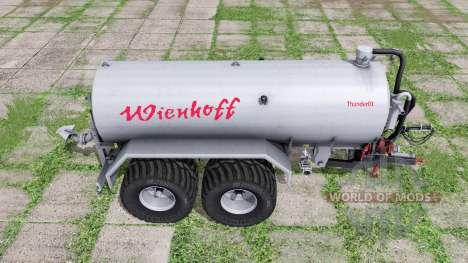 Wienhoff VTW 20200 for Farming Simulator 2017