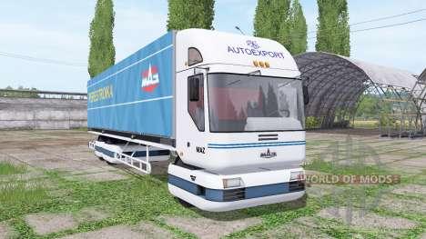 MAZ 2000 for Farming Simulator 2017