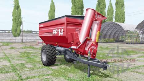 METALTECH PP 14 for Farming Simulator 2017
