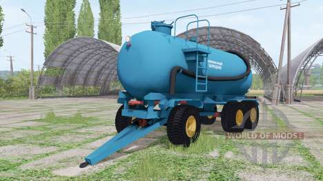 Mzht 16 for Farming Simulator 2017