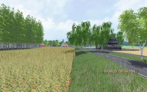 Lauenstein for Farming Simulator 2015