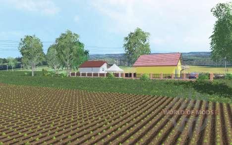 Pomorze for Farming Simulator 2015