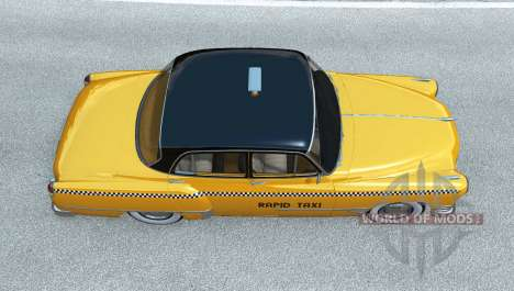 Burnside Special Taxi for BeamNG Drive