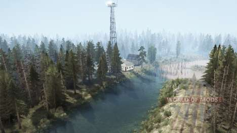 Taiga MetaPost for Spintires MudRunner
