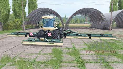 Krone BiG M 500 for Farming Simulator 2017