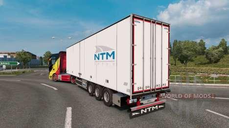 NTM Trailer for Euro Truck Simulator 2