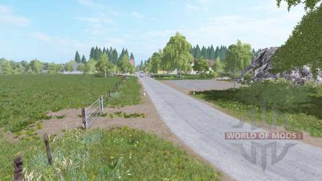 Dreistern Hof for Farming Simulator 2017