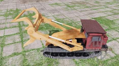 TT-4 for Farming Simulator 2017