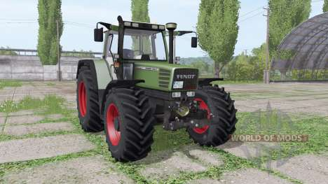 Fendt Favorit 515C for Farming Simulator 2017
