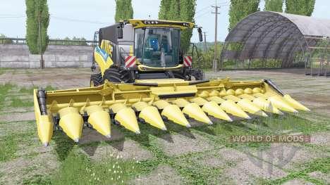 New Holland CR9.90 for Farming Simulator 2017