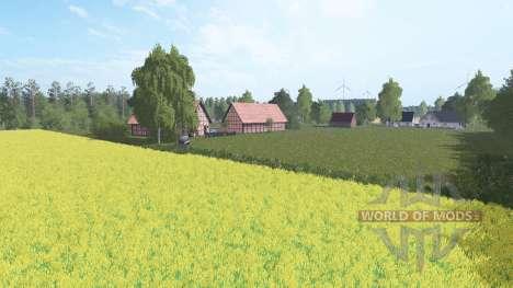 Neun Feld for Farming Simulator 2017