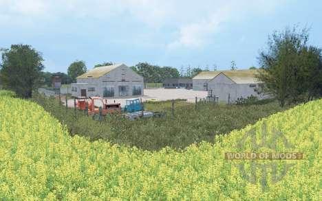 Bantikow for Farming Simulator 2015