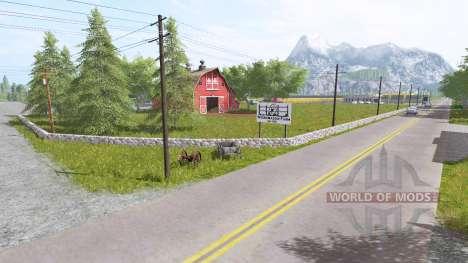 Woodmeadow Farm v1.1.2 for Farming Simulator 2017