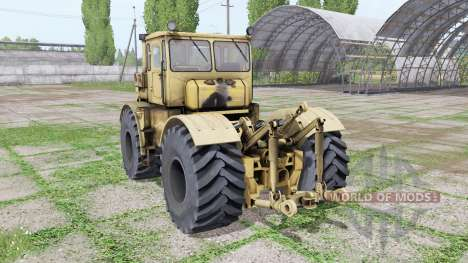 Kirovets K-700A for Farming Simulator 2017
