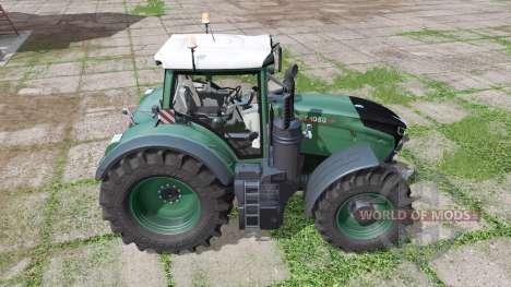 Fendt 1050 Vario for Farming Simulator 2017