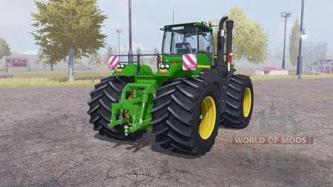 John Deere 9630 for Farming Simulator 2013