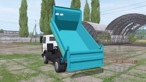 MAZ 5551 for Farming Simulator 2017