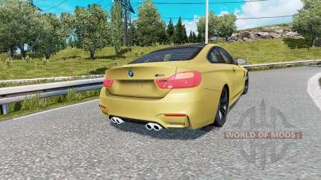 BMW M4 for Euro Truck Simulator 2