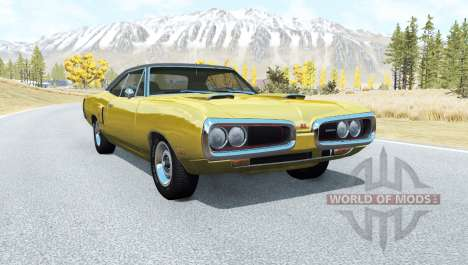 Dodge Coronet RT (WS23) 1970 for BeamNG Drive