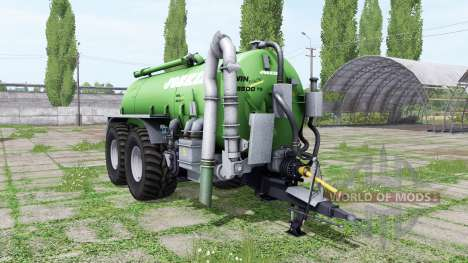 JOSKIN X-Trem 18500 TS for Farming Simulator 2017