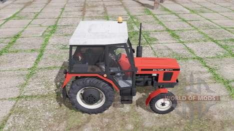 Zetor 6211 for Farming Simulator 2017