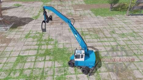 Fuchs MHL 454 for Farming Simulator 2017