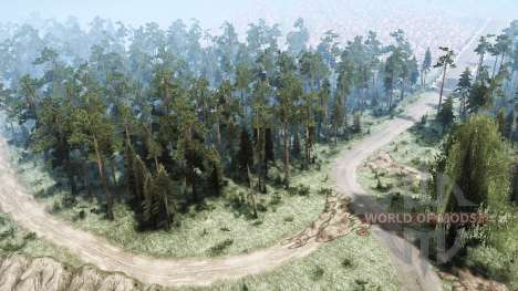 SVE 20 - Mono for Spintires MudRunner