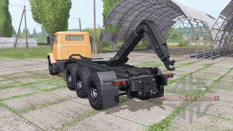 KrAZ 7140 for Farming Simulator 2017