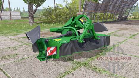John Deere F350R for Farming Simulator 2017