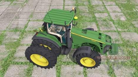 John Deere 8530 for Farming Simulator 2017