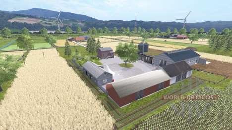 Komorowo for Farming Simulator 2017