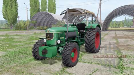 Deutz D 90 05 v0.9.6 for Farming Simulator 2017