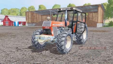 URSUS 1604 red for Farming Simulator 2015